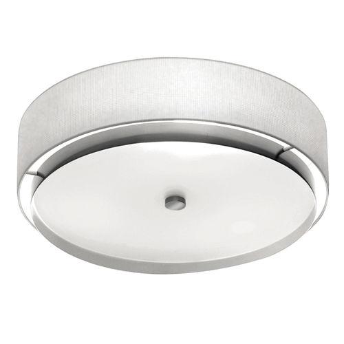 plafoniera moderna / tonda / in vetro / in metallo
