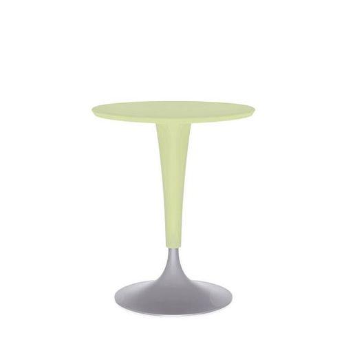 tavolo da bistrot moderno / in ghisa di alluminio / in polipropilene / tondo