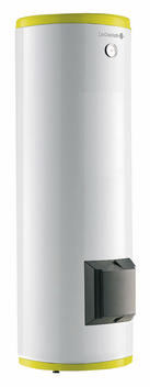 scaldacqua elettrico / da appoggio / verticale / con pompa di calore