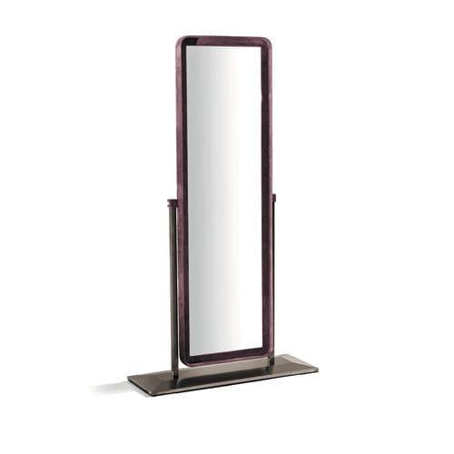 specchio da terra / basculante / moderno / rettangolare
