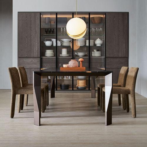Tavolo da pranzo moderno - DIAMOND - Molteni&C - in legno ...