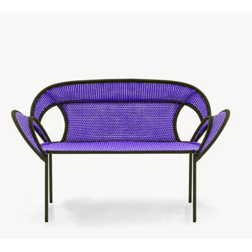 divanetto imbottito design originale