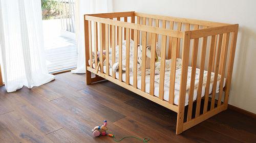 culla standard / in legno / unisex