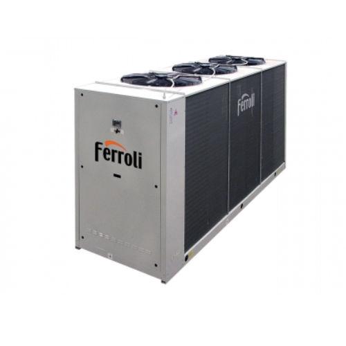 gruppo refrigeratore condensati ad aria/acqua