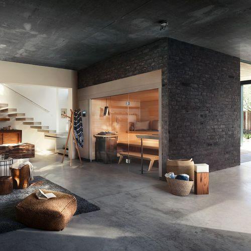 sauna per uso residenziale / in legno / per interni