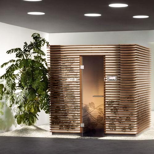 sauna bio / per uso residenziale / in legno / prefabbricata