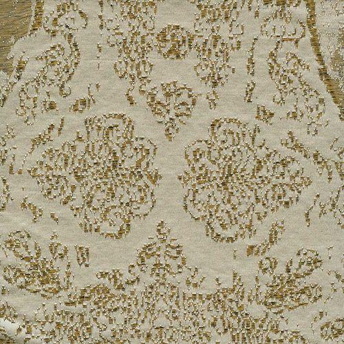 tessuto da tappezzeria / a motivi / in lino / in viscosa