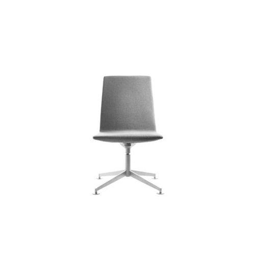 sedia da conferenza moderno / con base a stella / girevole / reclinabile