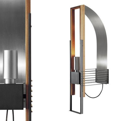 applique design originale / in acciaio