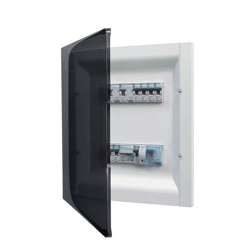 quadro elettrico a muro / per uso residenziale / industriale / attrezzato
