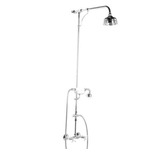 set doccia da parete