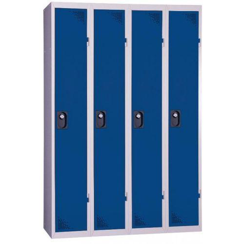 armadietto spogliatoio in metallo / standard / per uso industriale