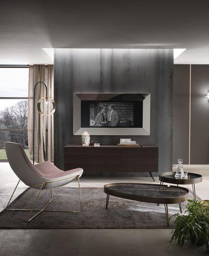 TV a specchio a muro / moderno / rettangolare / quadrato