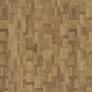 parquet multistrato / da incollare / in quercia / opaco