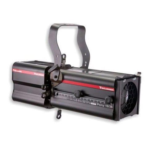 proiettore sagomatore IP20