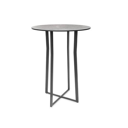 tavolo alto moderno