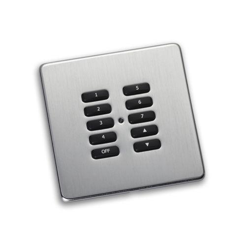 tastiera di controllo per sistema domotico