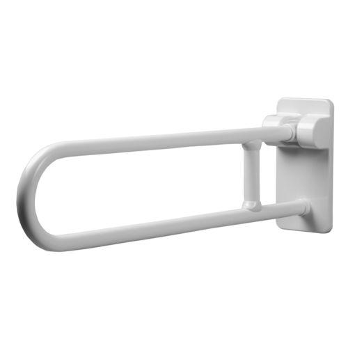 barra di sostegno in poliammide / da parete / contract / bianca