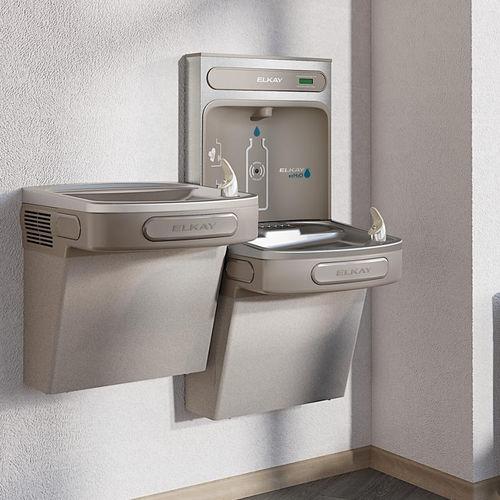 distributore d'acqua freddo / per spazio pubblico