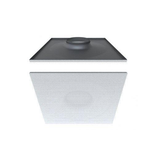 diffusore d'aria da soffitto - GRADA International