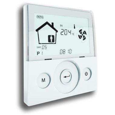 tastiera di controllo per sistema di ventilazione