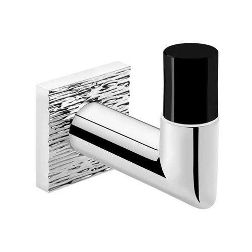 appendiabiti da parete moderno / in metallo cromato / da bagno