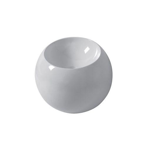 Disegno Ceramica Sfera Prezzi.Lavabo Da Appoggio Sfera Sf05600101 Disegno Ceramica Tondo In Ceramica Moderno