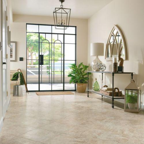 pavimento in pietra ricostituita / per interni / antiscivolo / residenziale