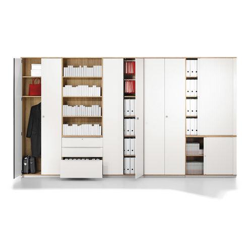 armadio classificatore alto