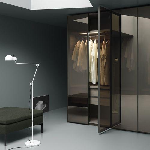 Armadio moderno - FRAME PROFILE - md house - in vetro / in ...