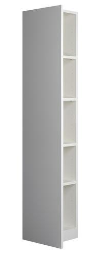 libreria moderna / per ufficio / contract / in alluminio
