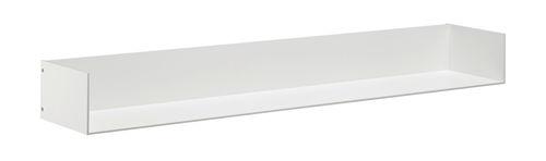 mensola / moderno / in alluminio / in alluminio laccato