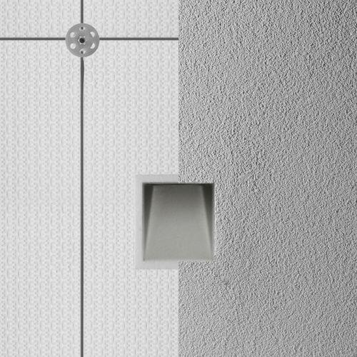 luce da incasso a muro