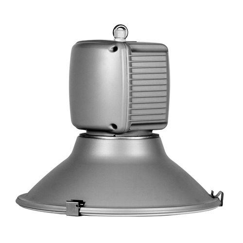 luce a sospensione / LED / tonda / in ghisa di alluminio