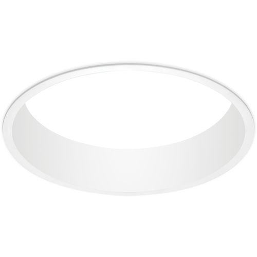 luce da incasso a soffitto / LED / tonda / in alluminio