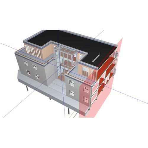 software BIM Building Information Modeling