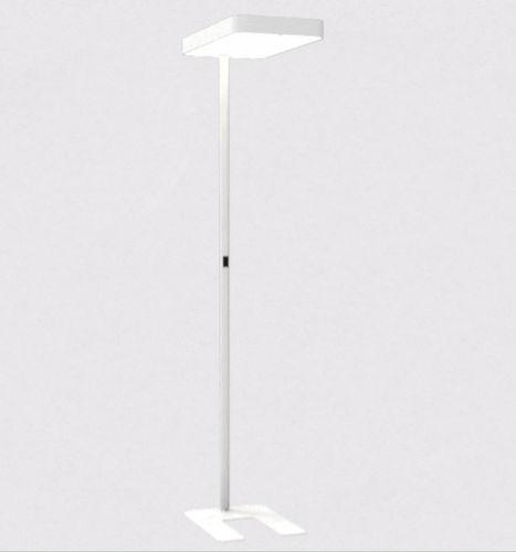 lampada da terra / moderna / in PMMA / in alluminio