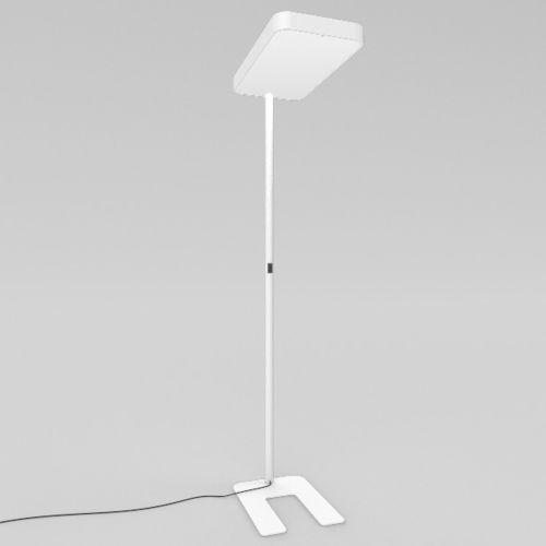 lampada da terra / moderna / in metallo / LED