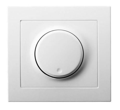 dimmer a pulsante rotante