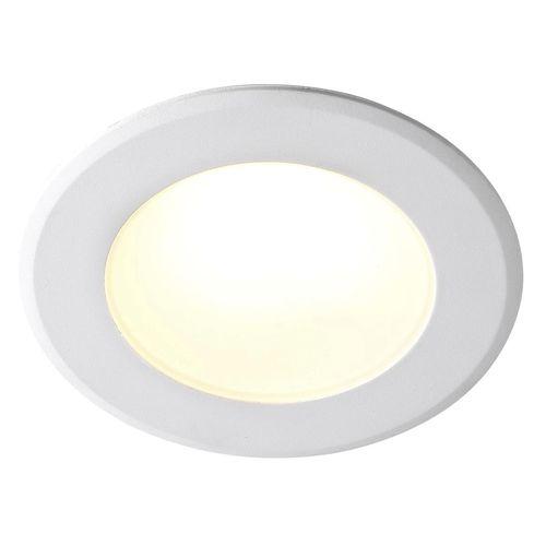 luce ad incasso / LED / tonda / da esterno