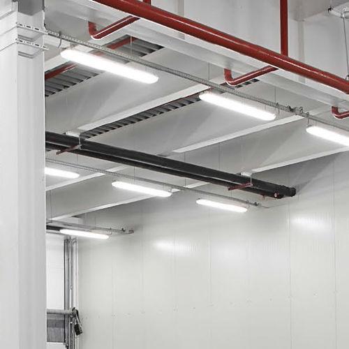 luce a sospensione / LED / lineare / IP66