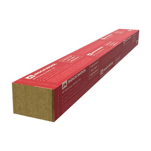 isolante termico / in lana di roccia / per facciate / per aerazione