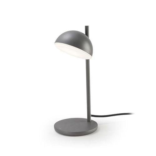 Lampada da tavolo TALK Leds C4 moderna in alluminio