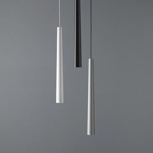 lampada a sospensione / design originale / in fibra di vetro / da interno