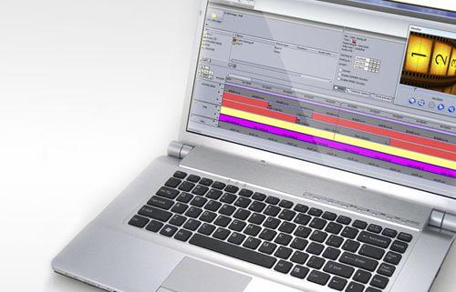 software di programmazione luci di spettacolo
