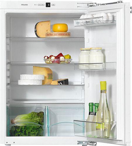 frigorifero per uso residenziale / compatto / bianco / da incasso