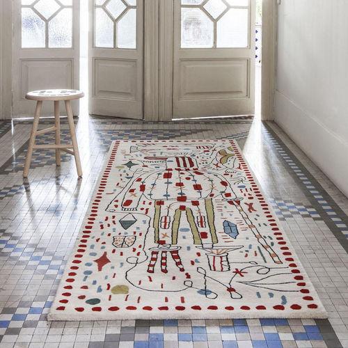 tappeto di Jaime Hayon