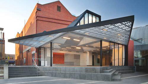 carpenteria metallica da tetto