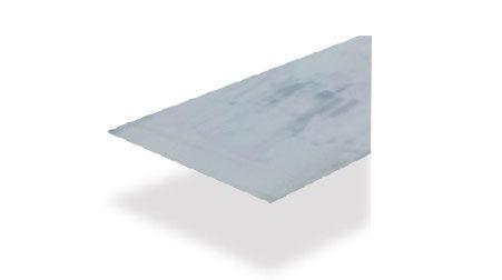 tetto in alluminio