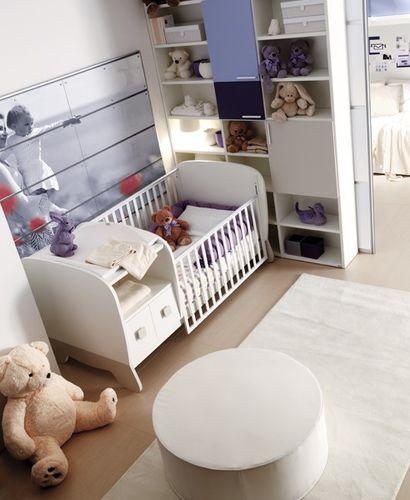 cameretta bianca / in legno / bebè
